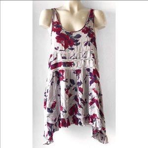 Free People Dresses - INTIMATELY FREE PEOPLE LACE TRAPEZE SLIP DRESS XS